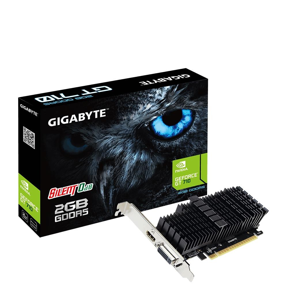 Gigabyte GV-N710D5SL-2GL NVIDIA GeForce GT 710 2 GB GDDR5