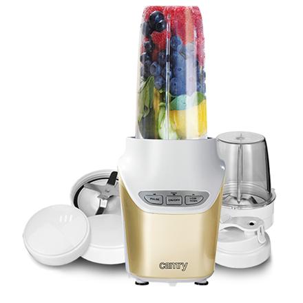 Camry Blender CR 4071 Personal, 1700 W, Jar material Plastic, Jar capacity 1 L, Beige