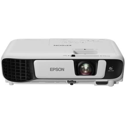 Epson Mobile Series EB-X41 XGA (1024x768), 3600 ANSI lumens, 15.000:1, White