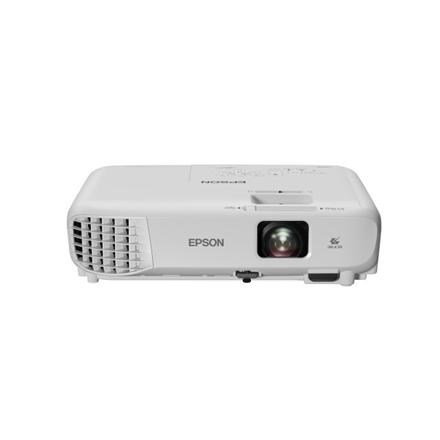 Epson Mobile Series EB-X05 XGA (1024x768), 3300 ANSI lumens, 15.000:1, White