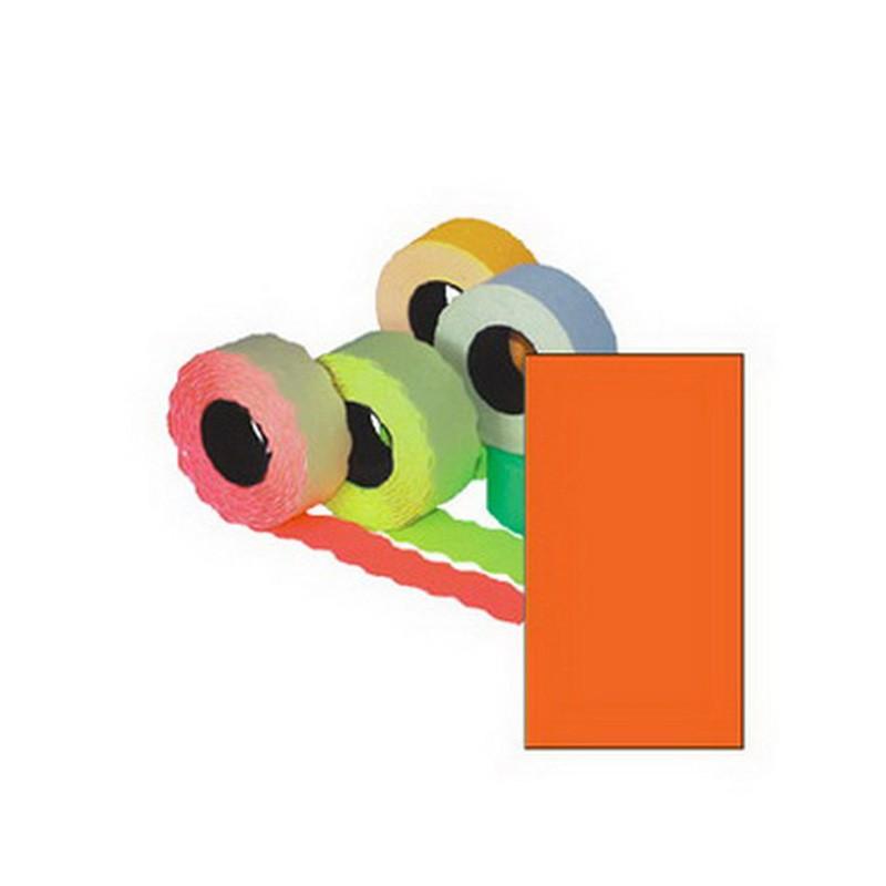 Markeerimislindid 26x16mm, oranž, kandiline, 5tk