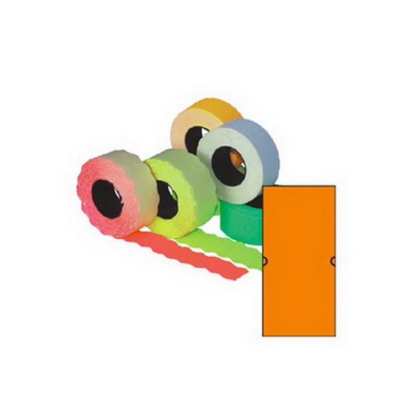 Markeerimislindid 21,5x12mm, oranž, kandiline 5 tk