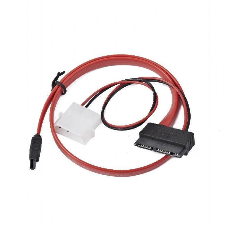 CABLE SATA MICRO COMBO/MOLEX CC-MSATA-001 GEMBIRD