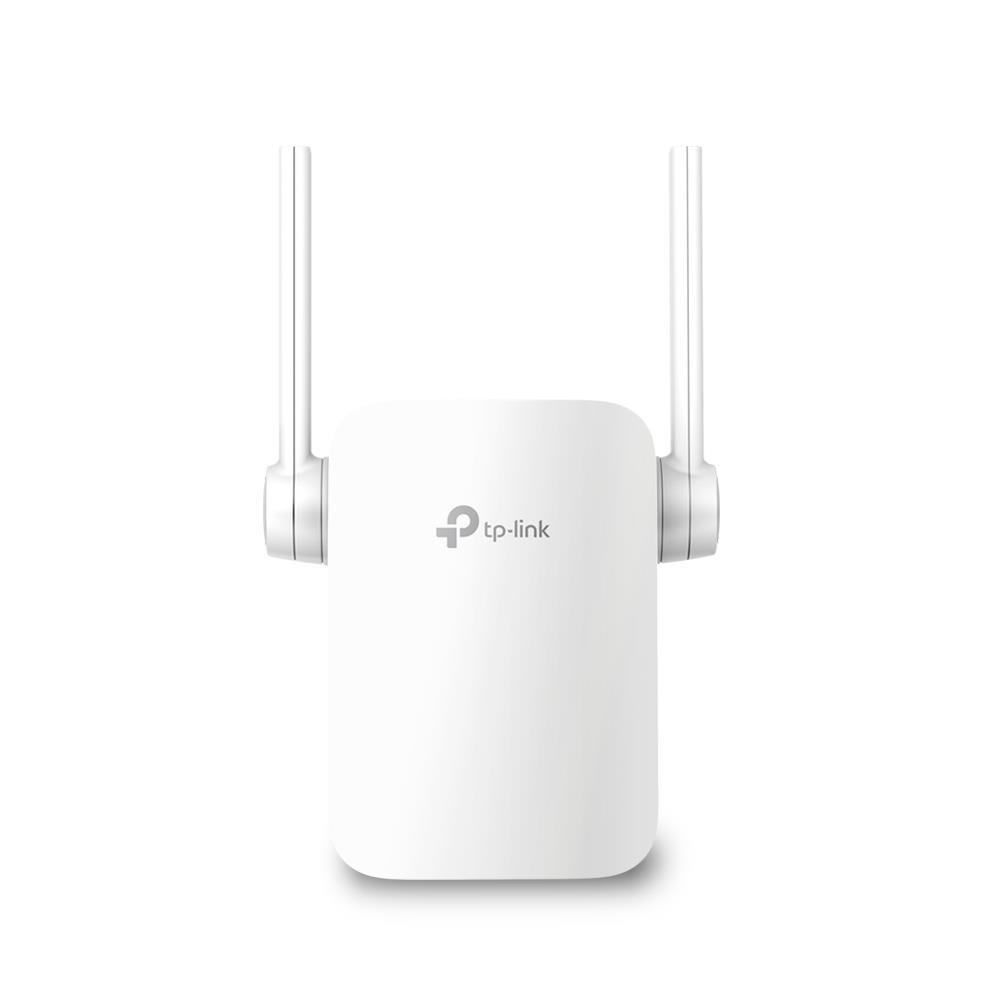 TP-LINK RE205 võrgulaiendaja Võrguvõimendi 10, 100 Mbit/s