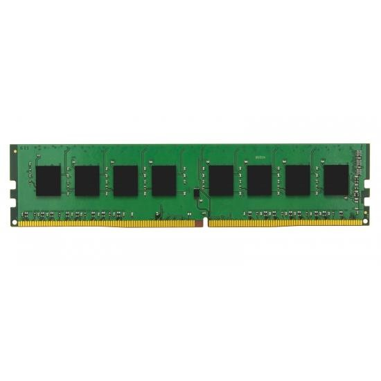 Kingston Technology ValueRAM KVR24N17S6/4 mälumoodul 4 GB 1 x 4 GB DDR4 2400 MHz