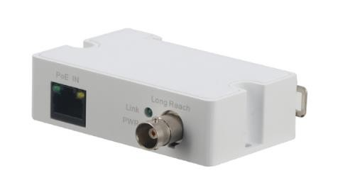 NET POE CONVERTER EOC RECEIVER/LR1002-1EC DAHUA