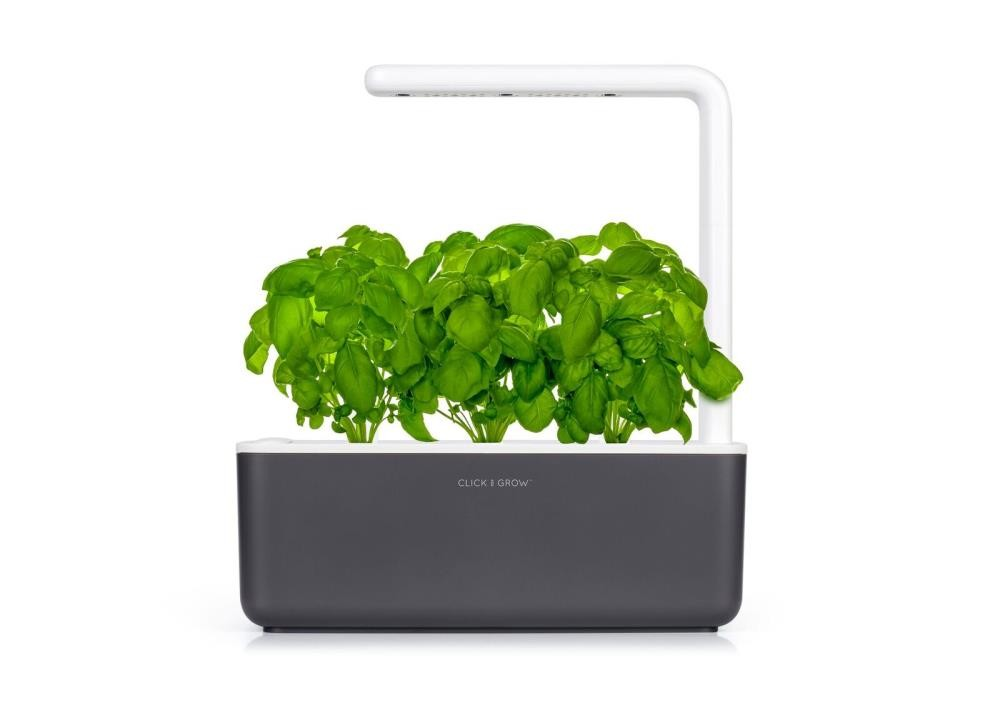SMART HOME GARDEN 3 DARK GREY/SG3-DGREY CLICK&GROW