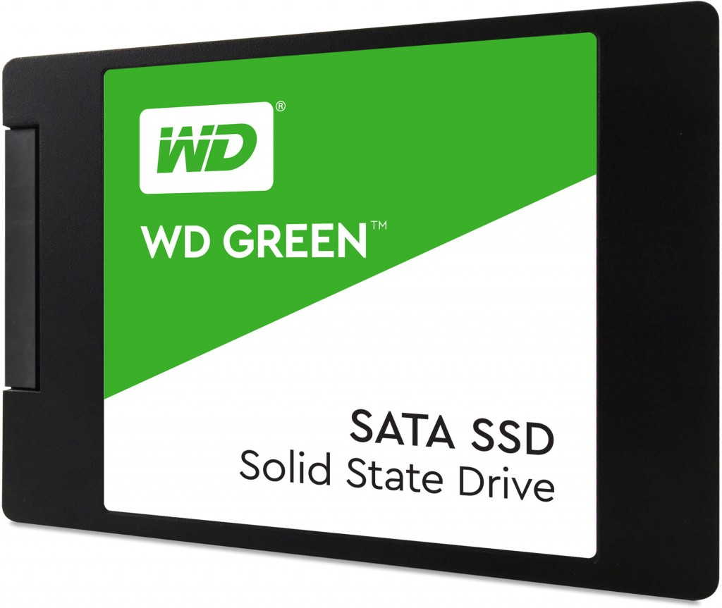 WD Green SSD 120GB SATA III