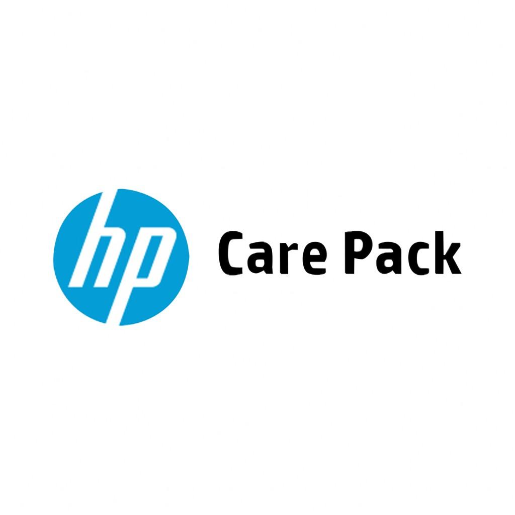 HP Suporte a hardware de troca avançada no próximo dia útil para thin clients por 3 anos