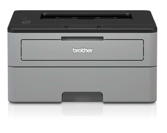 Brother HLL2310D Mono, Laser, Printer, A4, Grey/ black