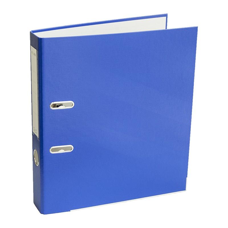 Registraator ELLER Eko A4, 50mm metallist allserv, sinine