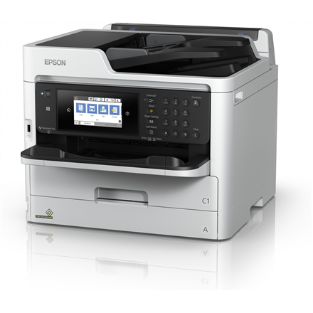 Epson Multifunctional printer WF-C5790DWF Colour, Inkjet, All-in-One, A4, Wi-Fi, Black