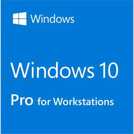 Microsoft Windows 10 Pro for Workstations, 64-bit, UK, DVD