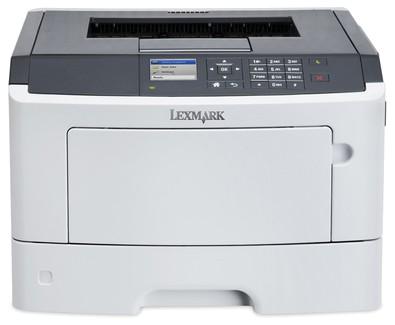 Lexmark Printer MS517dn  Mono, Monochrome Laser, A4, Grey