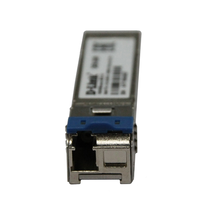 D-Link DEM-330R/DD SFP, Single-Mode Fiber, Single LC, 10/100/1000 Mbit/s, Wavelength 1310/1550 nm, Maximum transfer distance 10000 m