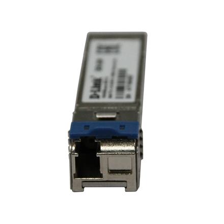 D-Link DEM-330R/DD SFP, Single-Mode Fiber, Single LC, 10/100/1000 Mbit/s, Wavelength 1310/1550 nm, Maximum transfer distance 10000 m