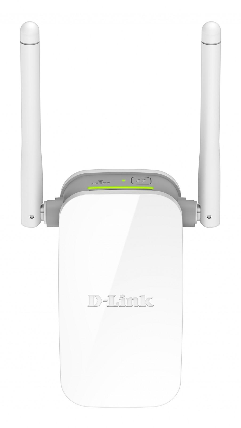 D-Link Extender DAP-1325 802.11n, 2.4GHz, 300 Mbit/s, 10/100 Mbit/s, Ethernet LAN (RJ-45) ports 1, Antenna type 2xExternal 2 dBi
