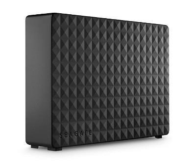 Seagate Expansion Desktop 4TB väline kõvaketas 4000 GB Must
