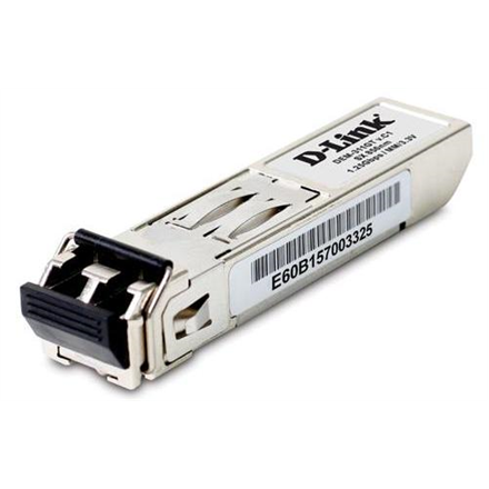 D-Link DEM-311GT/DD SFP, Multi-Mode Fiber, Dual LC, 10/100/1000 Mbit/s, Wavelength 850 nm, Maximum transfer distance 550 m, 0 to +70C