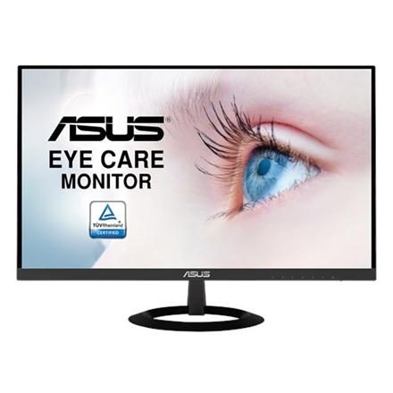 """Asus LCD VZ239HE 23 """", IPS, FHD, 1920 x 1080 pixels, 16:9, 5 ms, 250 cd/m², Black, Eye Care, IPS, Ultra-slim, Frameless, Flicker Free, Blue Light Filter"""