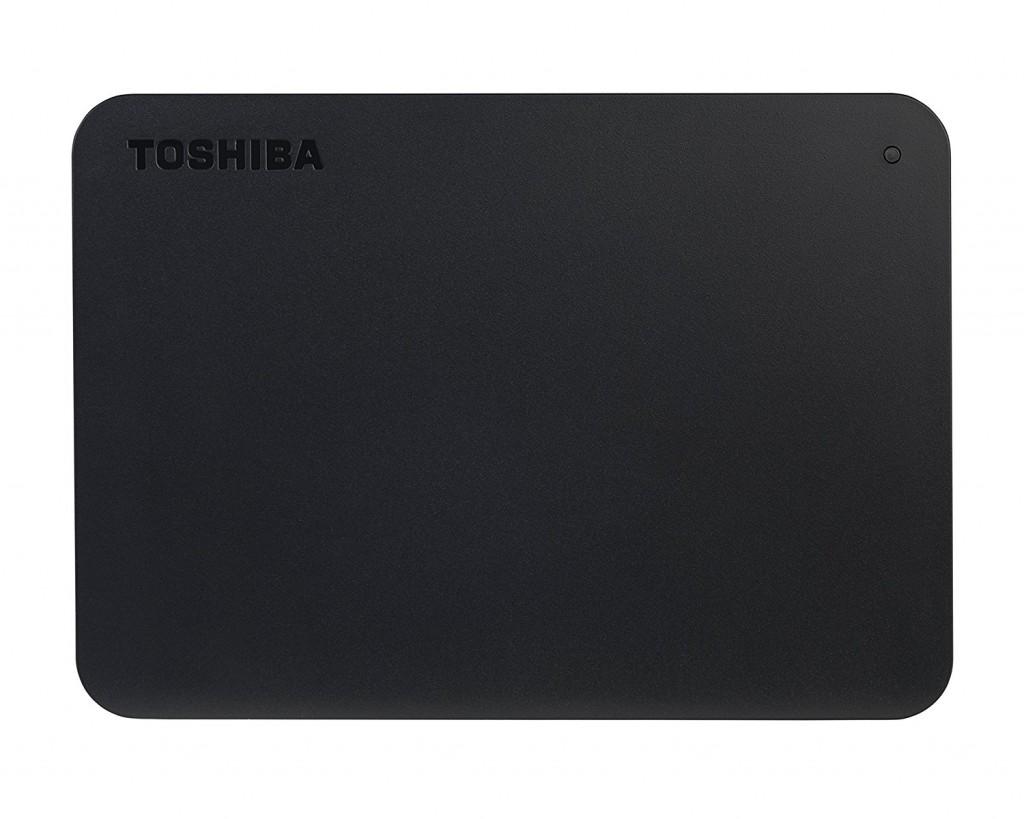 "Toshiba Canvio Basics HDTB410EK3AA 1000 GB, 2.5 "", USB 3.0, Black"