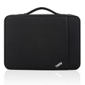 "Lenovo ThinkPad 4X40N18010 Fits up to size 15 "", Black, Sleeve"