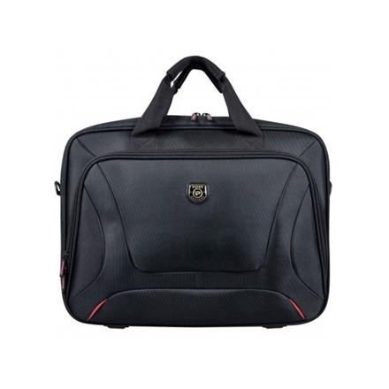 "Port Designs Courchevel Fits up to size 15.6 "", Black, Shoulder strap, Messenger - Briefcase"
