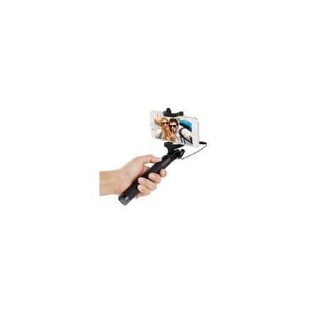 Acme MH09 selfie stick monopod 124 g, Stainless steel, 75 cm