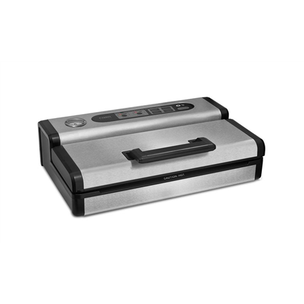 Caso Professional Vacuum sealer FastVAC 1200  Power 130 W, Stainless steel