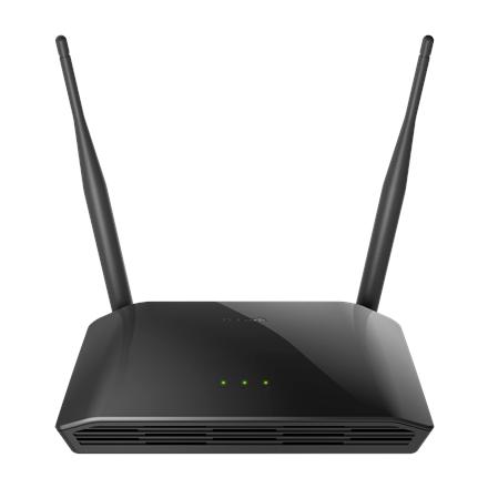 D-Link Router DIR-615/T 802.11n, 300 Mbit/s, 10/100 Mbit/s, Ethernet LAN (RJ-45) ports 4, Antenna type 2xExternal 5dBi