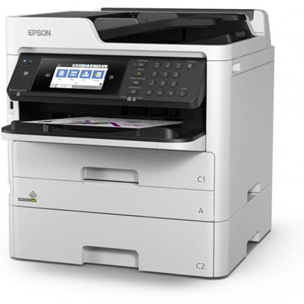 Epson Multifunctional printer WF-C5710DWF Colour, Inkjet, All-in-One, A4, Wi-Fi, Grey/Black