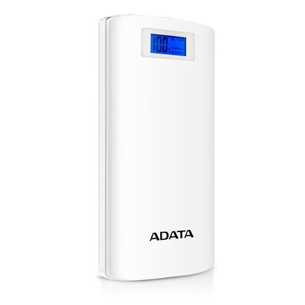 ADATA Power Bank AP20000D Rechargeable Li-ion