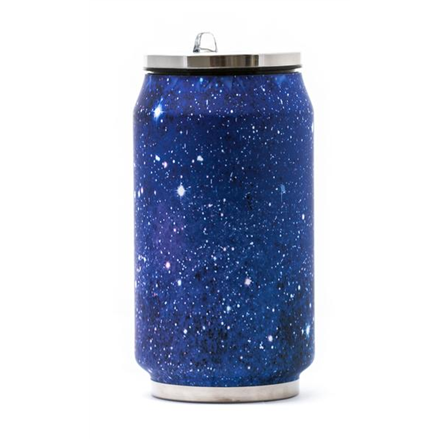 Yoko Design Canette Galaxy 1502-7942 Isothermal, Blue, Capacity 0.28 L,