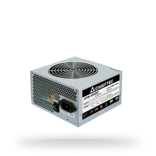 Power Supply|CHIEFTEC|400 Watts|PFC Active|APB-400B8