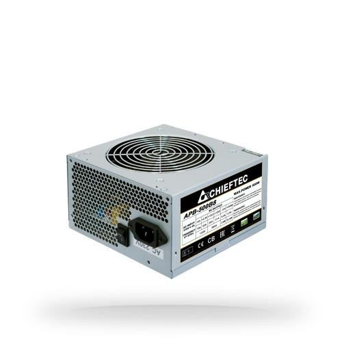 Power Supply|CHIEFTEC|500 Watts|PFC Active|APB-500B8
