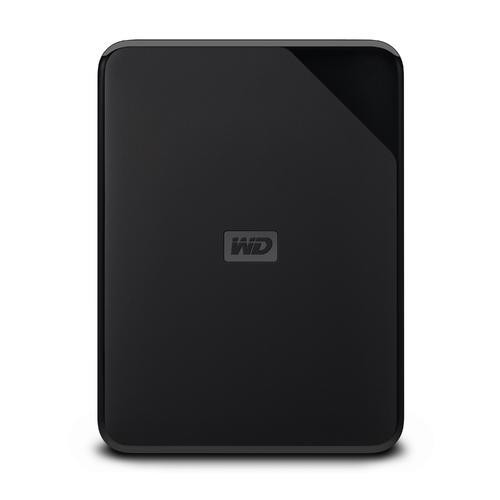 External HDD|WESTERN DIGITAL|Elements Portable SE|1TB|USB 3.0|Colour Black|WDBEPK0010BBK-WESN