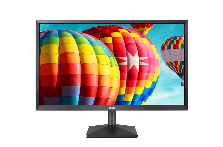 "LG 24MK430H-B LED display 60,5 cm (23.8"") 1920 x 1080 pikslit Full HD Must"