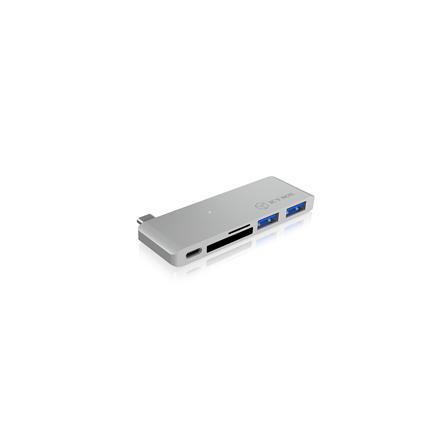 USB Type-C notebook docking station Raidsonic