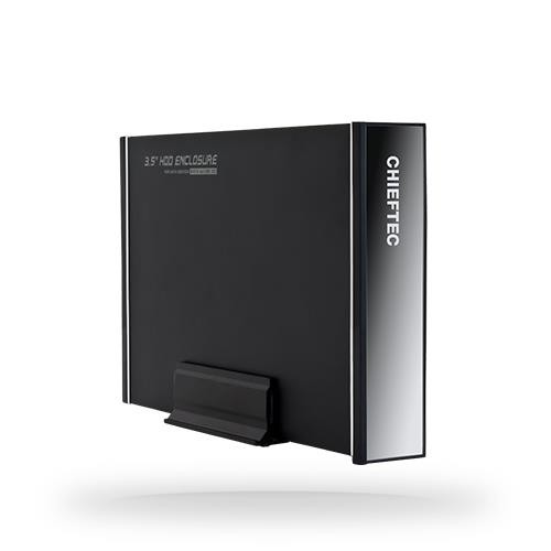 "HDD CASE EXT. USB3 3.5""/BLACK CEB-7035S CHIEFTEC"