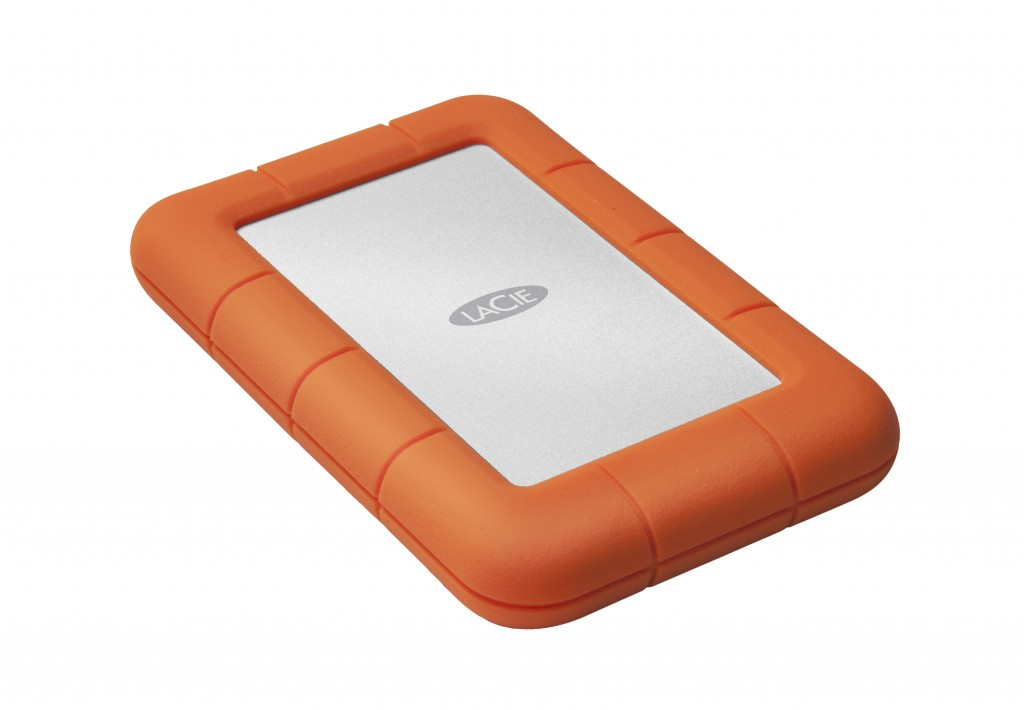 LACIE RUGGED MINI 1TB USB3/2 2.5inch