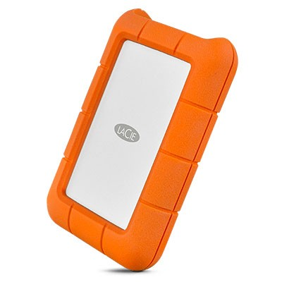LACIE RUGGED 1TB USB-C USB3.0