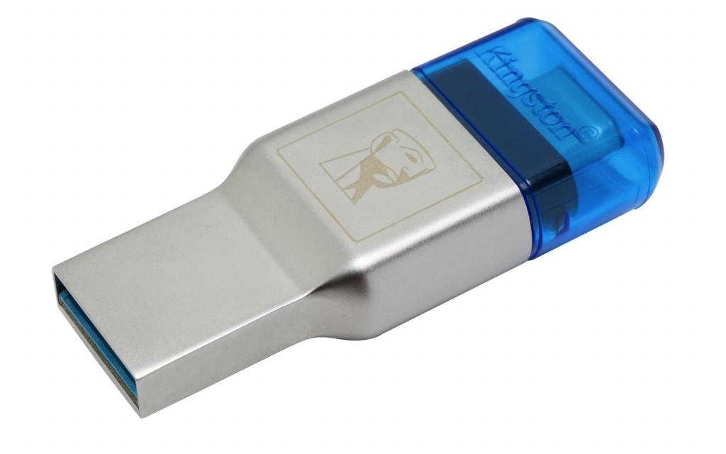KINGSTON MobileLite DUO3 USB3.1 Reader