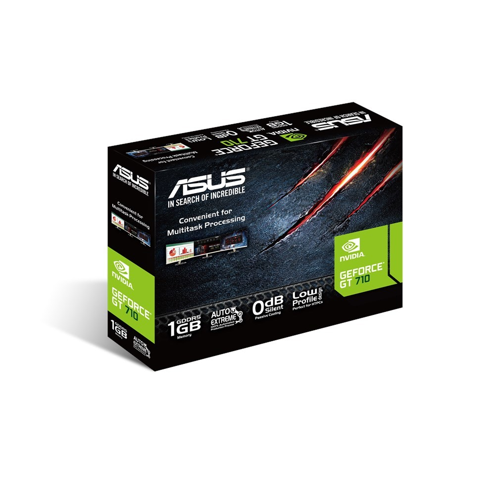 ASUS GT710-SL-1GD5 NVIDIA GeForce GT 710 1 GB GDDR5