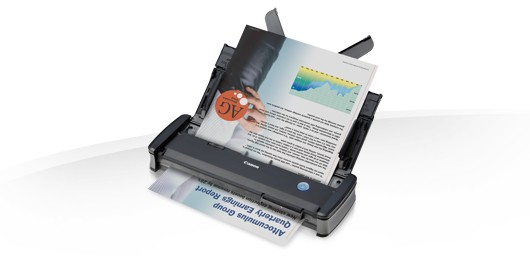 CANON P-215II Document Scanner A4 USB