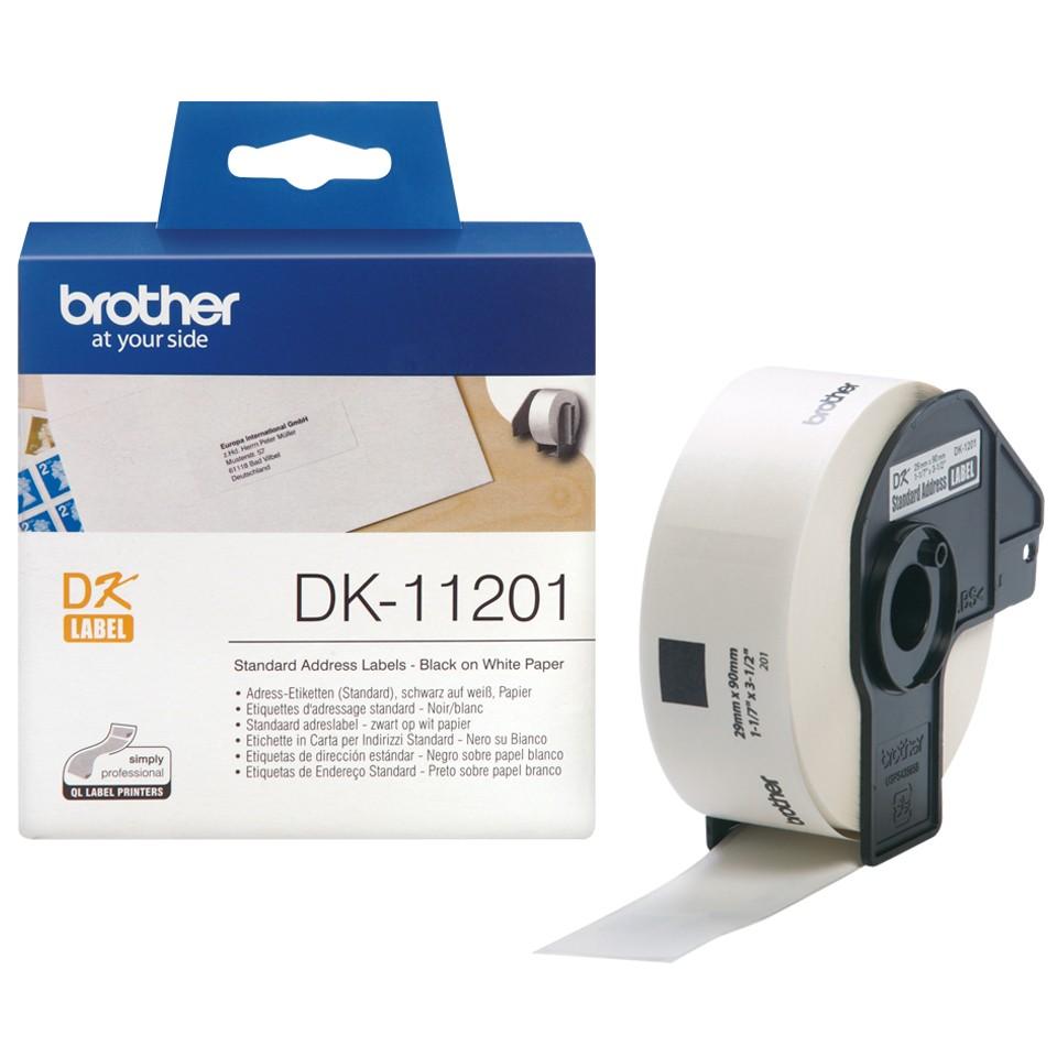 BROTHER DK11201 address labelroll