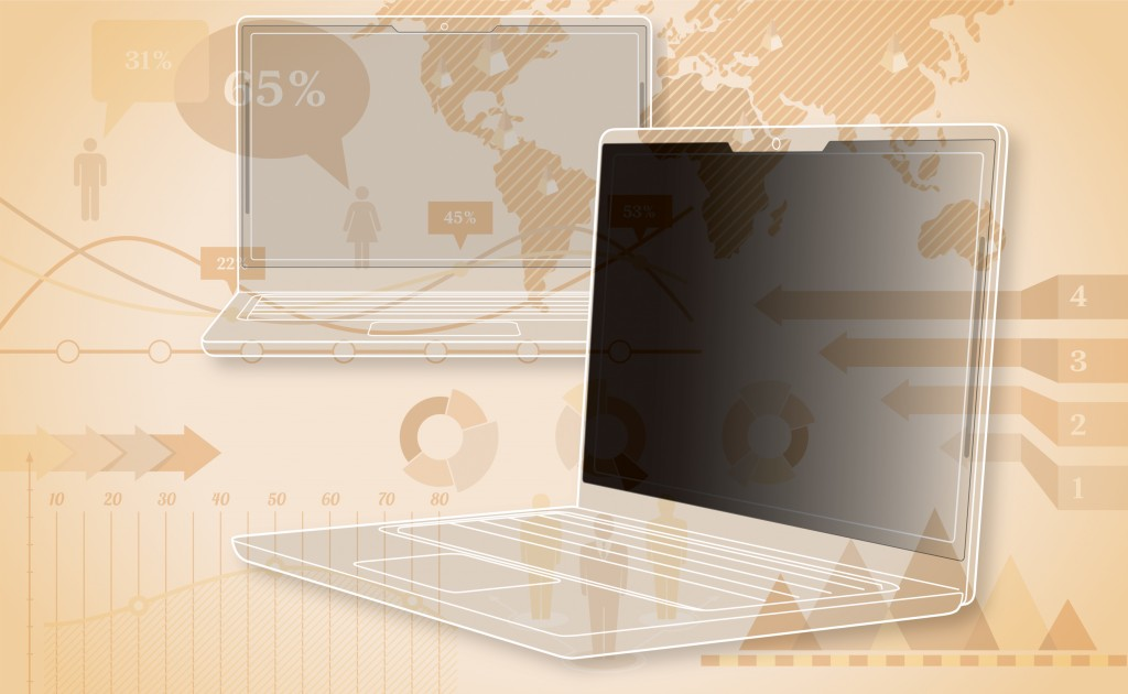 "3M 98044064537 privaatsusfilter ekraanile Raamideta ekraani privaatsusfilter 31,8 cm (12.5"")"