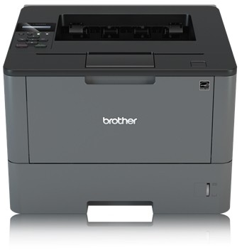 BROTHER HLL5000D laser printer B/W