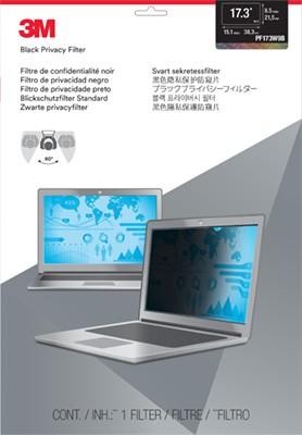"""3M PF173W9B Raamideta ekraani privaatsusfilter 43,9 cm (17.3"""")"""