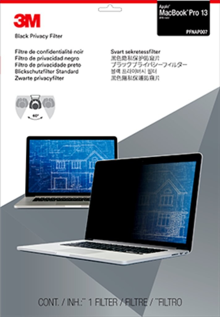 3M Privacy Filter for 13inch Apple MacBo