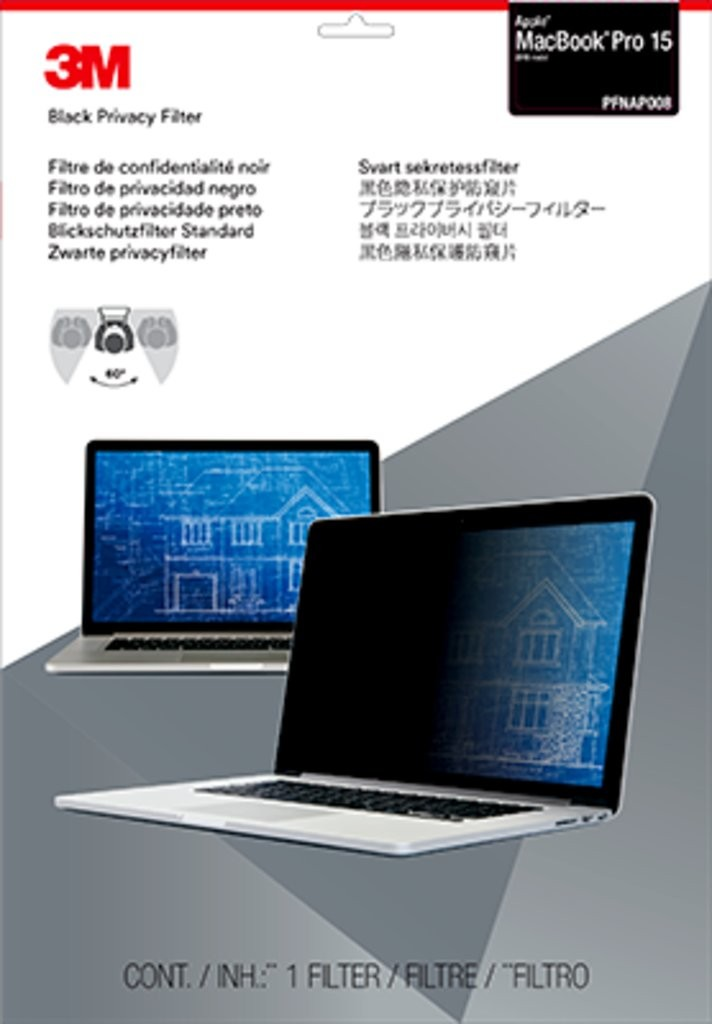 3M Privacy Filter for 15inch Apple MacBo